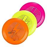 Unbekannt Bolt OneSevenFive Ultimate Frisbee Flying Disc! Fünf UV-Farben verfügbar! (Glow)