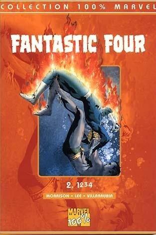 Fantastic Four, Tome 2 :