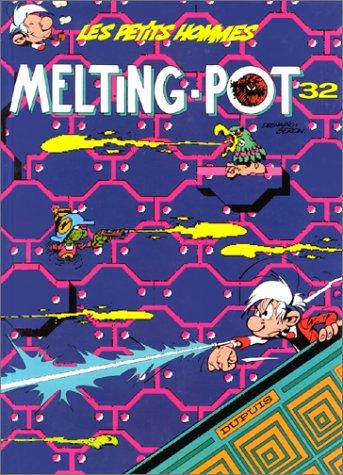 Les Petits Hommes, Tome 32 : Melting-pot par Pierre Seron