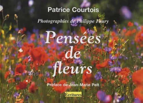 Pensées de fleurs par Patrice Courtois