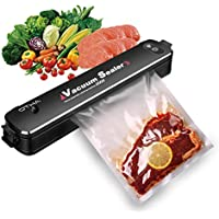 OTHA--Vacuum sealer,Vacuum Sealer Machine, 3-in-1 Automatic foodsaver vacuum sealer with Automatic / Manual Sealing with Full / Half Vacuumed Seal & Seal with Bags 15 Packs