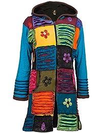 Suchergebnis auf für: damen mantel bunt: Bekleidung