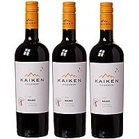 Kaiken Malbec Reserve 2015/2016 Wine, 75 cl (Case of 3)