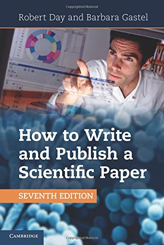 How to Write and Publish a Scientific Paper 7th Edition Paperback