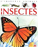 Image de Les Insectes : Pour les faire connaître aux enfants