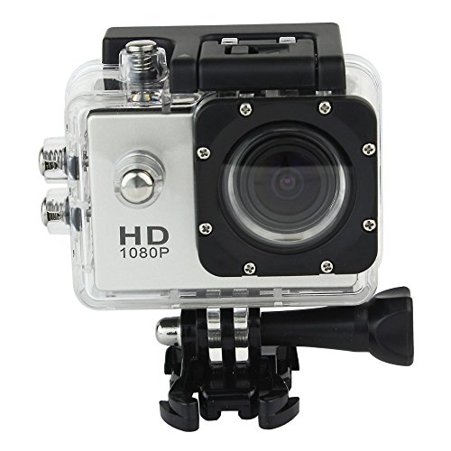 Lagfly 8 MP HD 1080P DV Sports Action Camera Waterproof up to 30 Mtr
