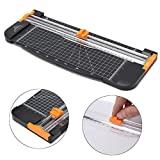 SLB Works A4 Precision Photo Rotary Paper Cutter Guillotine Trimmer Arts Crafts Home