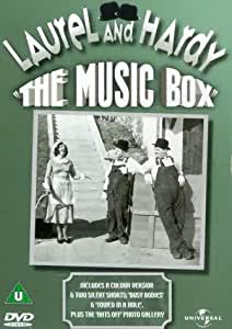 Laurel And Hardy The Music Box Busy Bodies Towed In A