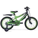 Bicicletta Bambino 12'' - 3 4 5 6 Anni ATK Bikes Kawasaki KRUNCH