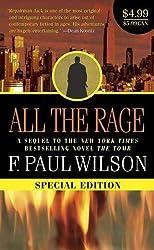 All the Rage (Repairman Jack Novels) by Paul F. Wilson (2000-01-01)
