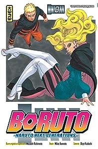 Boruto - Naruto Next Generations Edition simple Tome 8