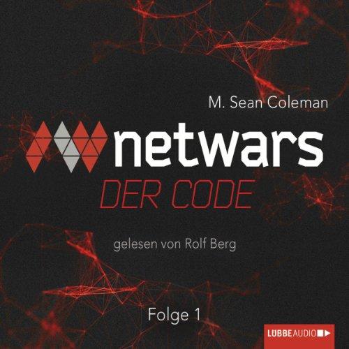 Buchseite und Rezensionen zu 'Netwars: Der Code 1' von M. Sean Coleman