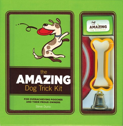 Amazing Dog Trick Kit For Overachieving Pooches And Their Proud Owners