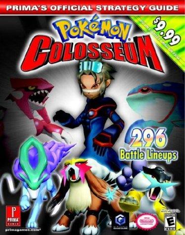 Pokemon Colosseum: Prima's Official Strategy Guide