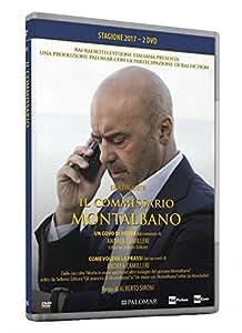 Il Commissario Montalbano  - Stagione 2017 (2 Dvd)