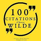 100 citations d'Oscar Wilde