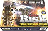 Risk Doctor Who the Dalek Invasion of Earth Board Game