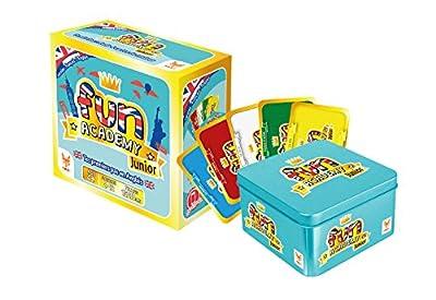 Topi Games - FUN-AN-SM-158901 - Fun Academy Junior - Les Premiers Pas En Anglais