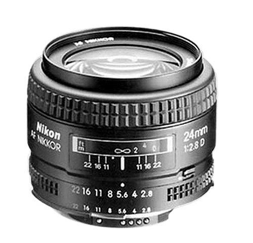Nikon AF Nikkor 24 mm/2,8 D Objektiv (52mm Filtergewinde) - 52mm Nikon Filter