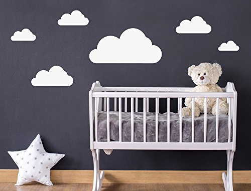 I-love-Wandtattoo WAS-12250 Kinderzimmer Wandtattoo Set