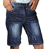 #10: Sylan Men's Casual Denim Shorts