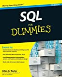 SQL For Dummies by Allen G. Taylor (2010-02-02)