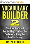 Vocabulary Builder 2: 500 More Useful...