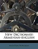 New Dictionary: Armenian-English