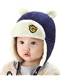 ... Kids Magician Bowler Hat Halloween Cosplay Costume Cap Head Tool ·  £3.79 · Lukis Unisex Babies Ear Flap Winter Hats Casual Fleece Warm Bomber  Caps bf8df3a10f2e