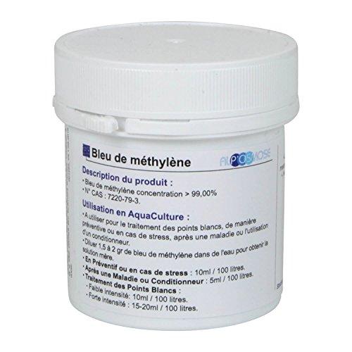 Bleu de méthylène pot de 30g