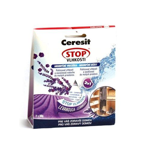 Ceresit Anti-Feucht Mini mit frischem Lavendelduft, 5er Pack (2 x 5)