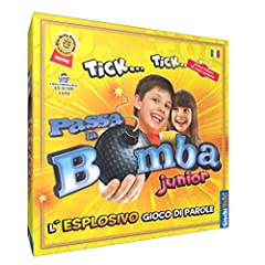 Idea Regalo - Giochi Uniti - Passa la Bomba, Junior