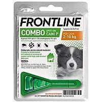 Frontline Combo, 1 Pipetta, Cane Taglia S (2 - 10 Kg), Antiparassitario per Cani, Cuccioli di Lunga Durata, Protegge il…