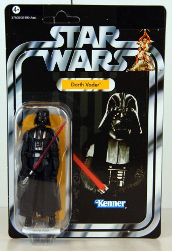 Vintage Collection - Darth Vader - VC 93 - ca. 10 cm - mit Lichtschwert ()