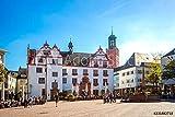 druck-shop24 Wunschmotiv: Darmstadt, Marktplatz #231882718