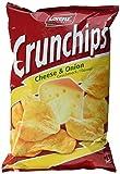 Lorenz Snack World Crunchips Cheese & Onion, 4er Pack (4 x 175 g)