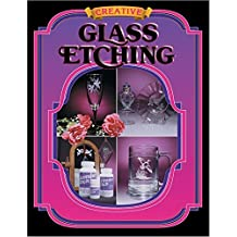 Armour Products Etch Glass Etching Book Creative Glass Etching AE-0101 by Armour Products