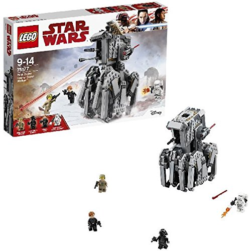 Lego Star Wars 75177 - First Order Heavy Scout (Walker Starwars)