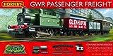 Hornby R1138 GWR Passenger Freight 00 Gauge Electric Train Set