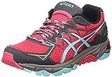 Asics Gel-Fujitrabuco 4, Damen Laufschuhe, Pink (Azalea/Turquoise/Black 2140), 40 EU