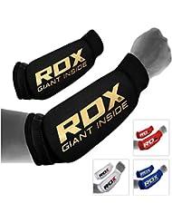 RDX Protection Avant Bras Manchon Protège Compression Boxe Taekwondo Coude Sport MMA