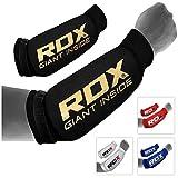 RDX Unterarmschutz Kampfsport Gepolsterten Stützbandage Bandage Ellenbogen Compression