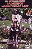 Badminton Horse Trials 2007 DVD by The Mitsubishi Motors