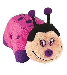 Pillow Pets Dream Lites Mini- Lady Bug (Mini) by Idea Village TOY