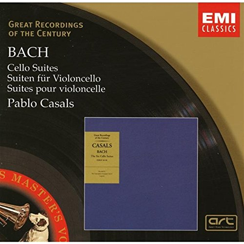 Cello-suiten Casals Bach (Cellosuiten)