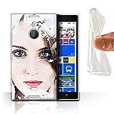 Stuff4 Gel TPU Hülle / Case für Nokia Lumia 1520 /