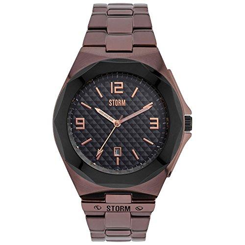 STORM Tizo XL Men's Watch brown/black 47251/BR