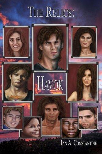 The Relics: Havok: Volume 1