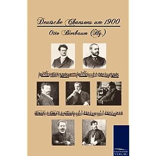 Deutsche Chansons um 1900