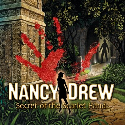 Nancy Drew Secret Of The Scarlet Hand